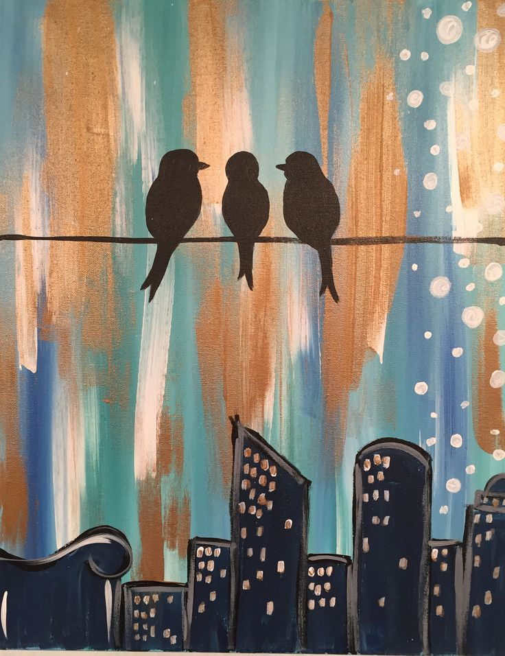 Birds in the City- Downtown GR Location