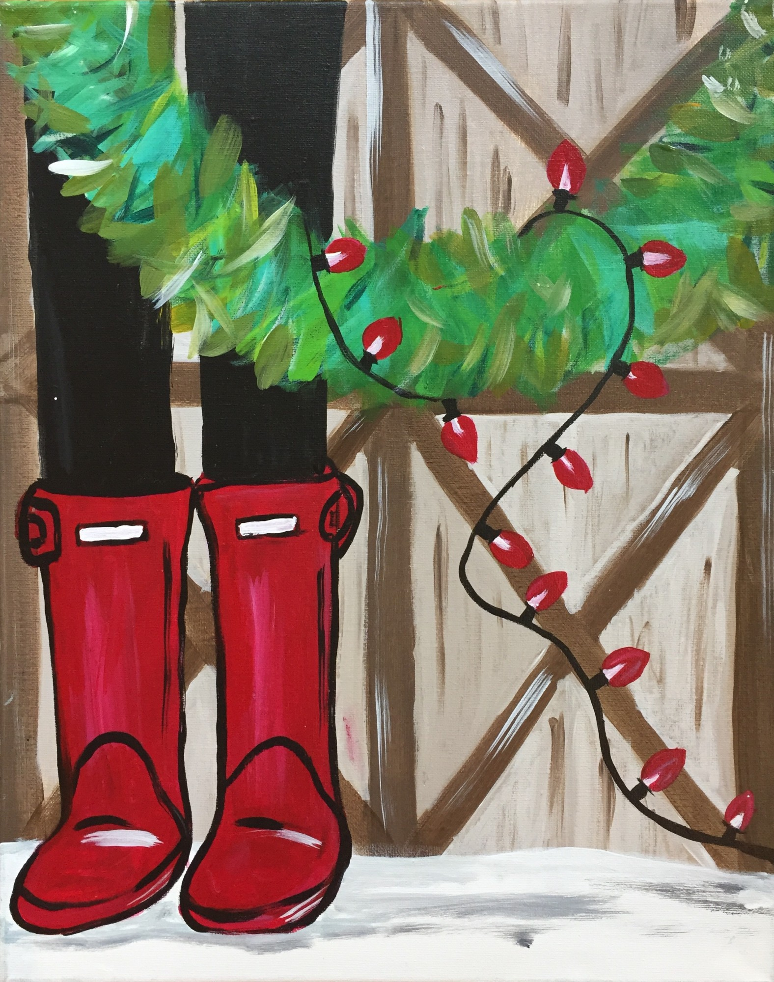 Holiday Boots $25 - WineDown Wednesday !