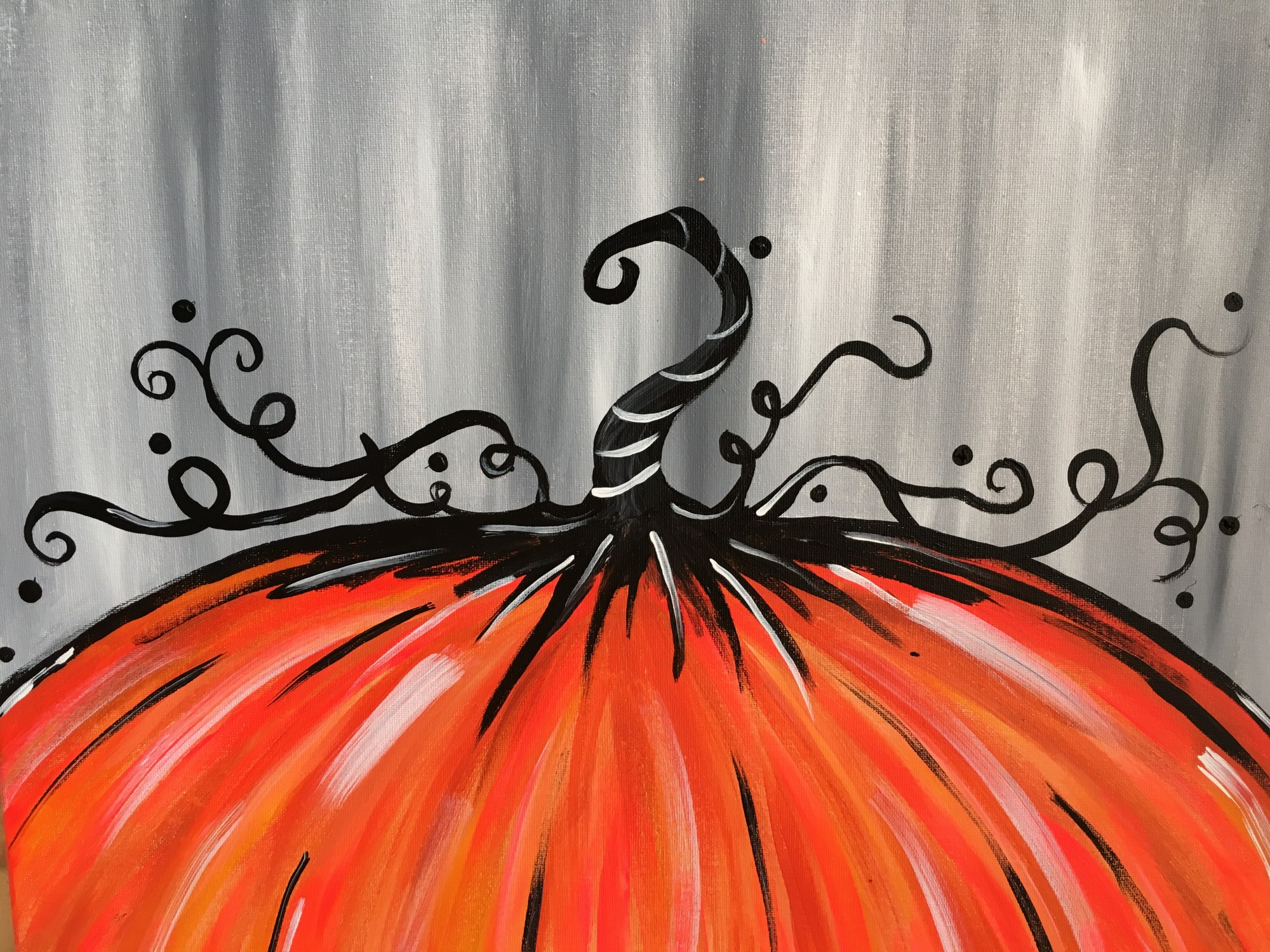 Bright Pumpkin $35