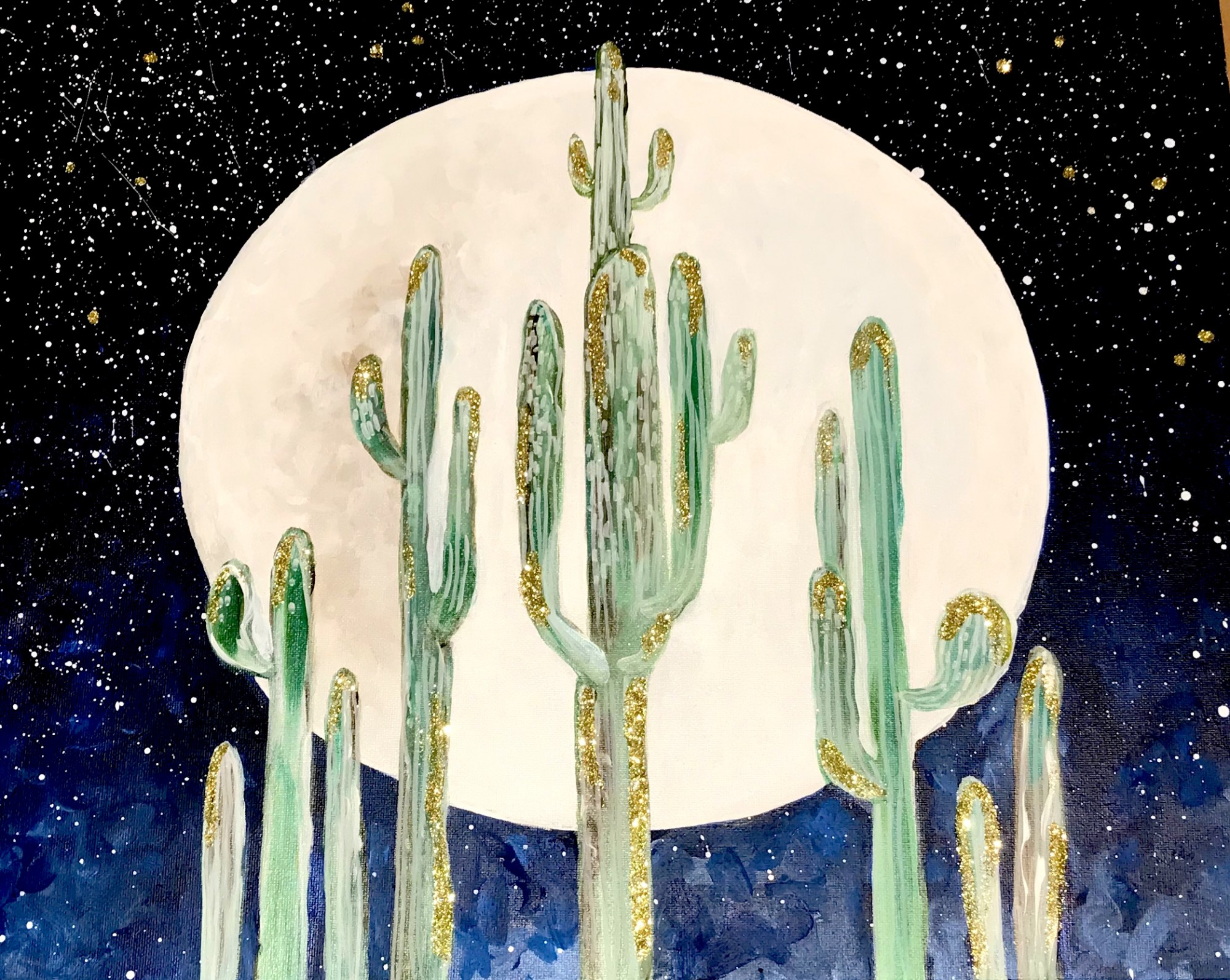 Cactus Moon - Downtown Grand Rapids