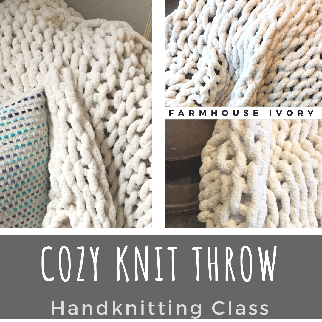 Summer Hand Knitting Workshop $65
