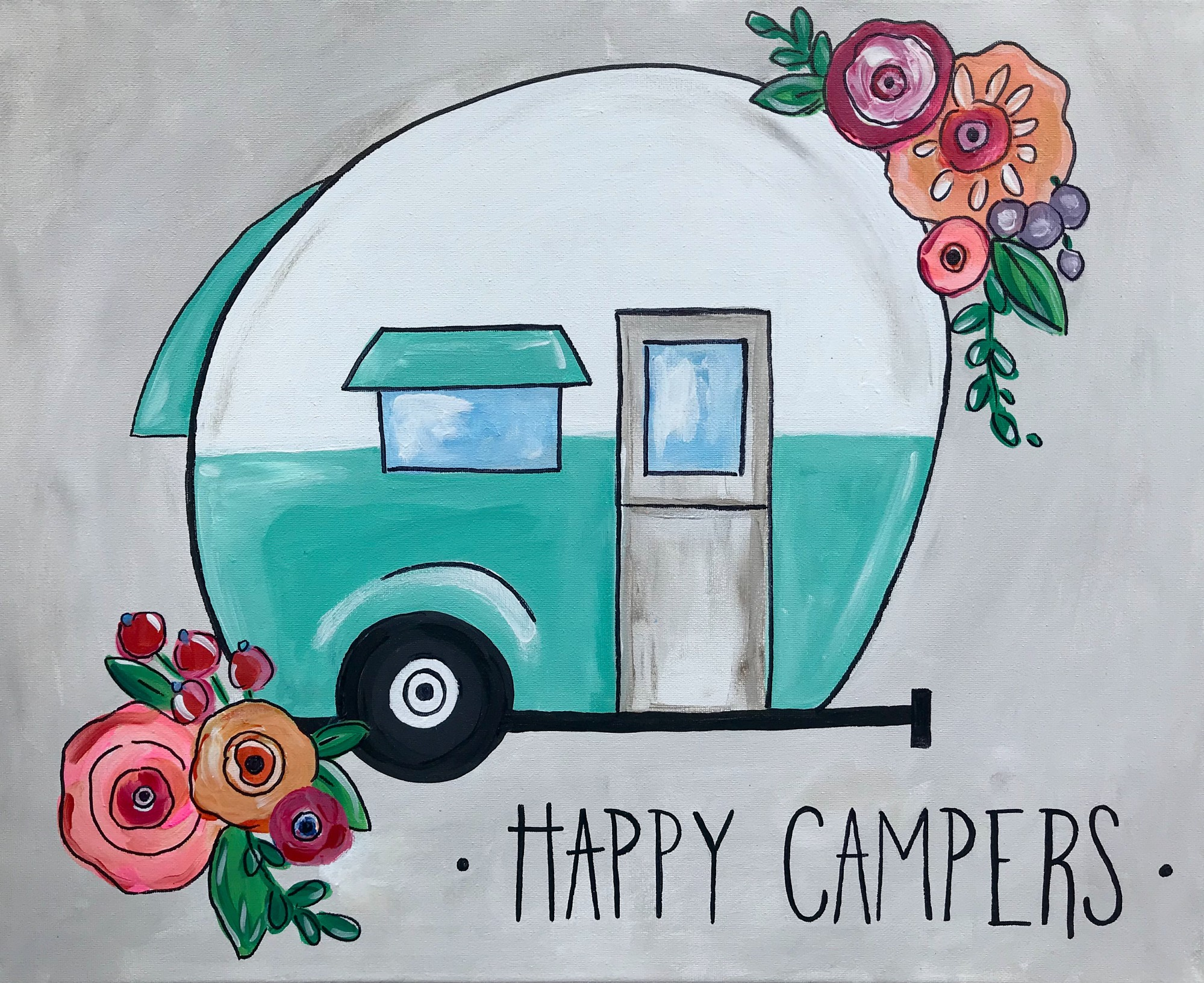Happy Camper - Downtown GR