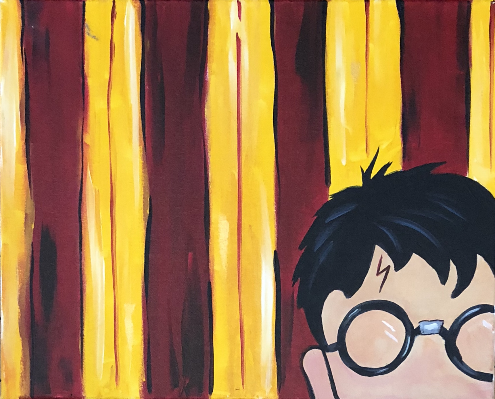 Kids Day Tuesday $25 Harry Potter!