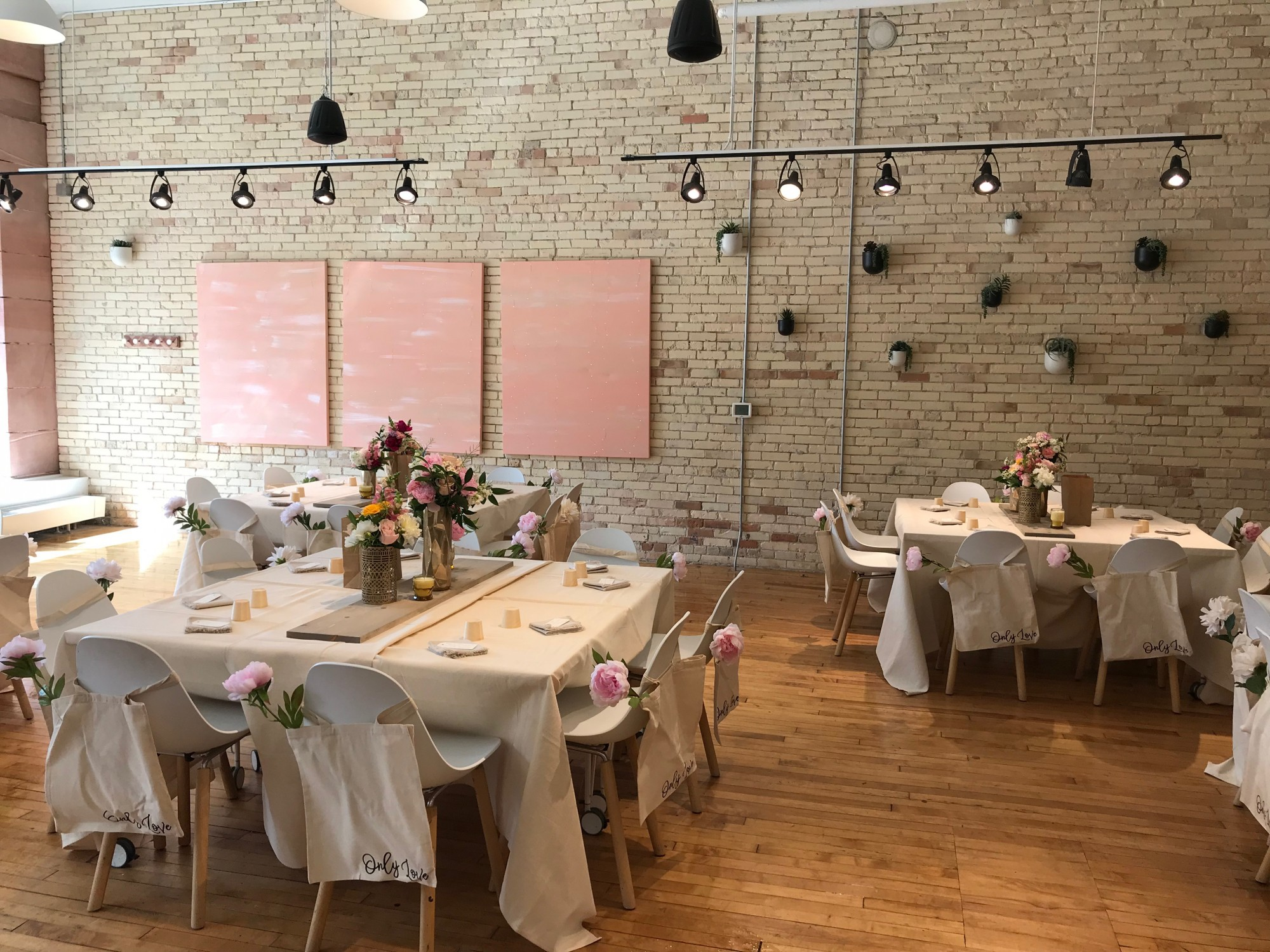 Planning a Holiday Party Brush Studio Grand Rapids