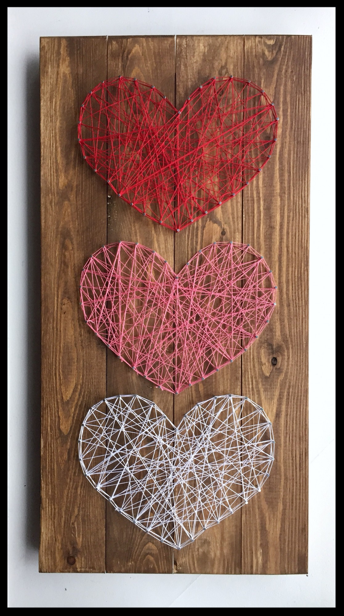 Heart String Art Workshop - Downtown GR