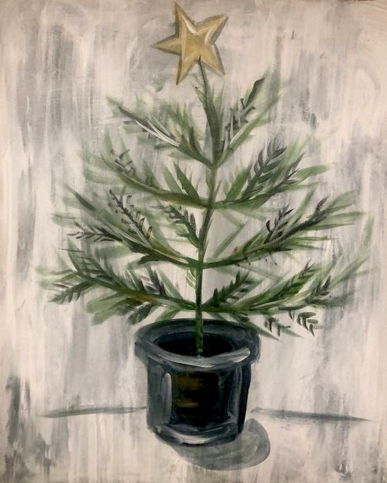 Little Star Tree $25 WineDown Wednesday