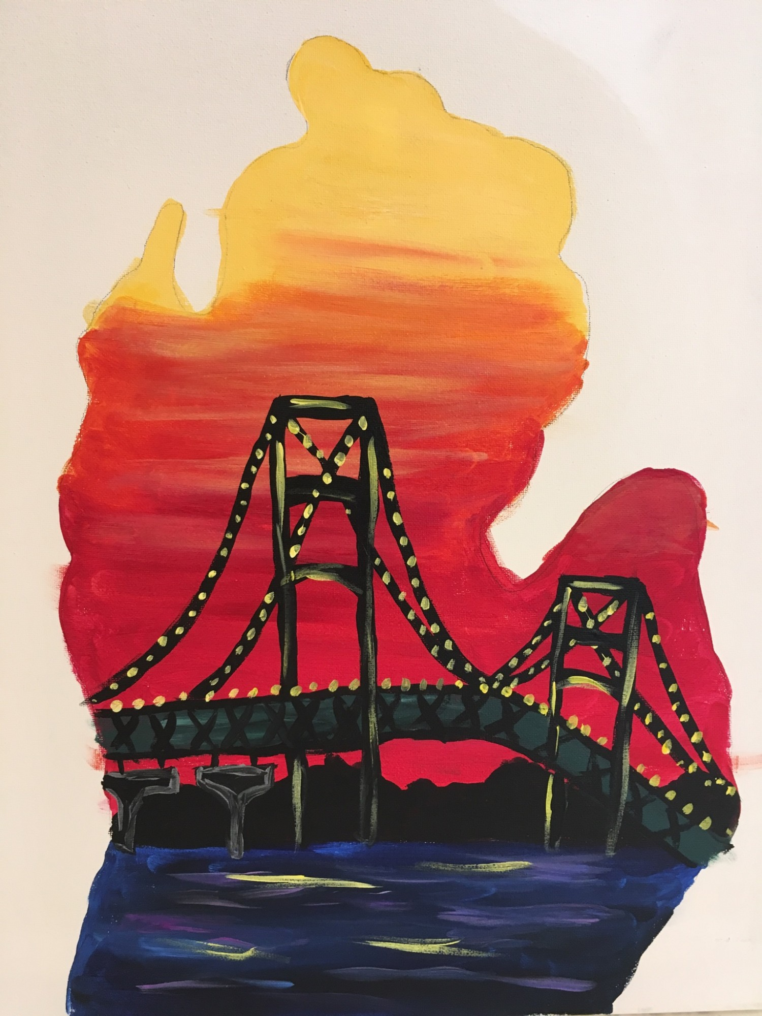 Mighty Mac on MI CUT OUT -