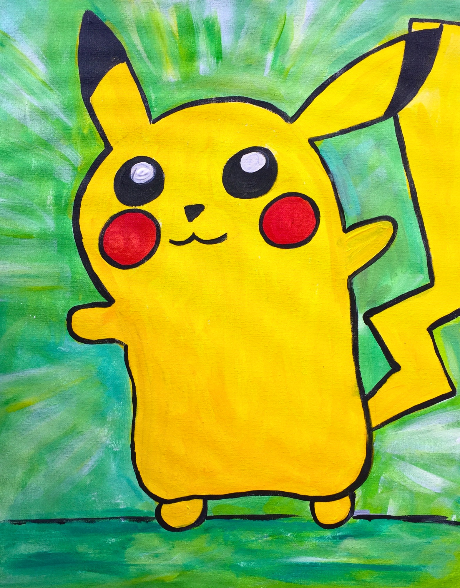 KidsDays Tuesday $25 Pikachu
