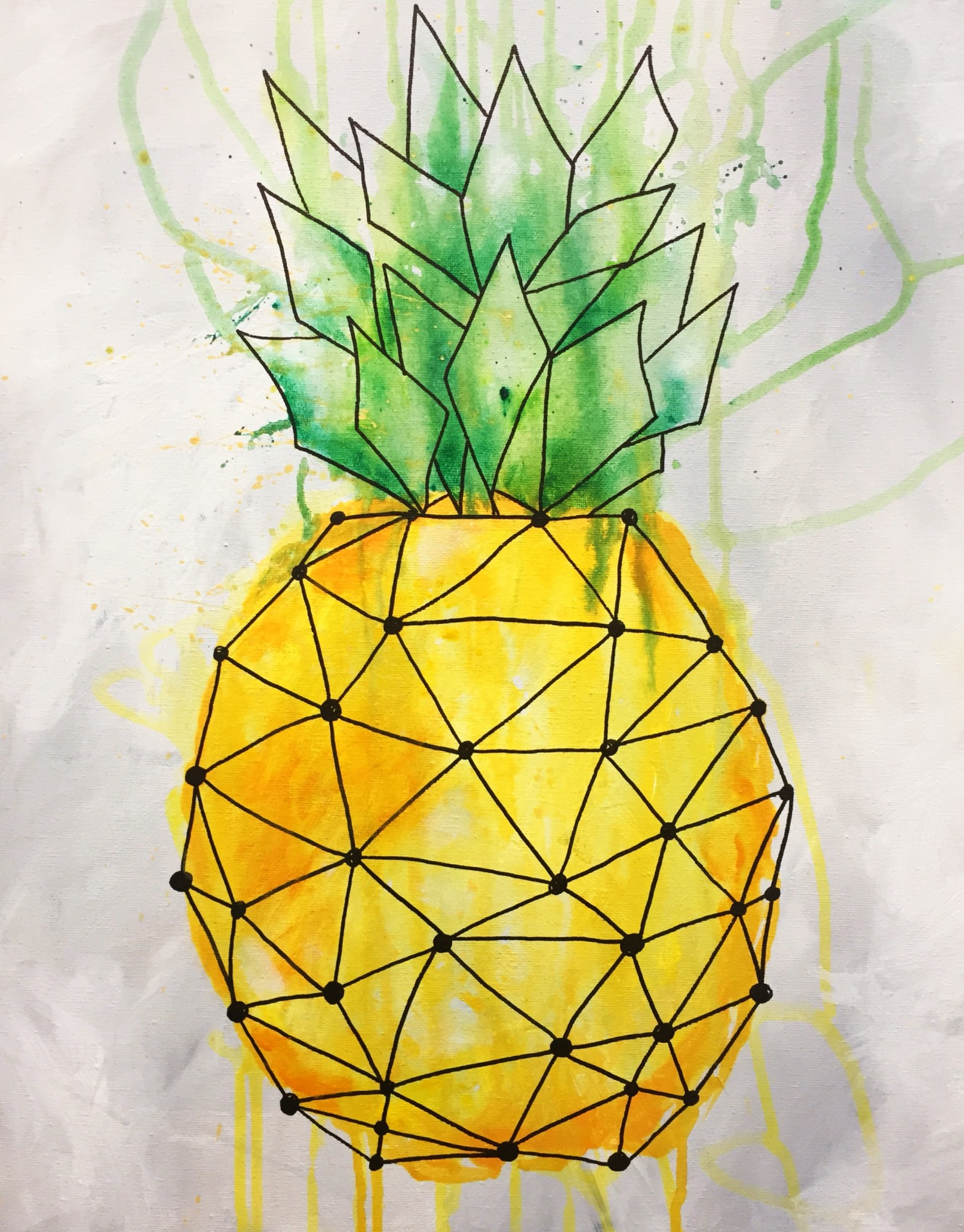 Pineapple $25 Winedown Wednesday - Downtown GR