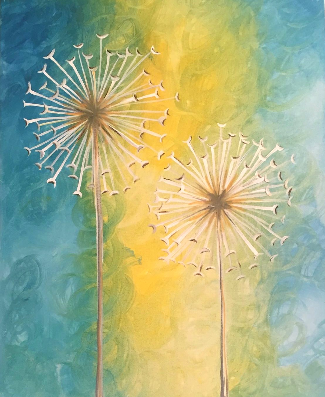 Dandelions - Downtown GR